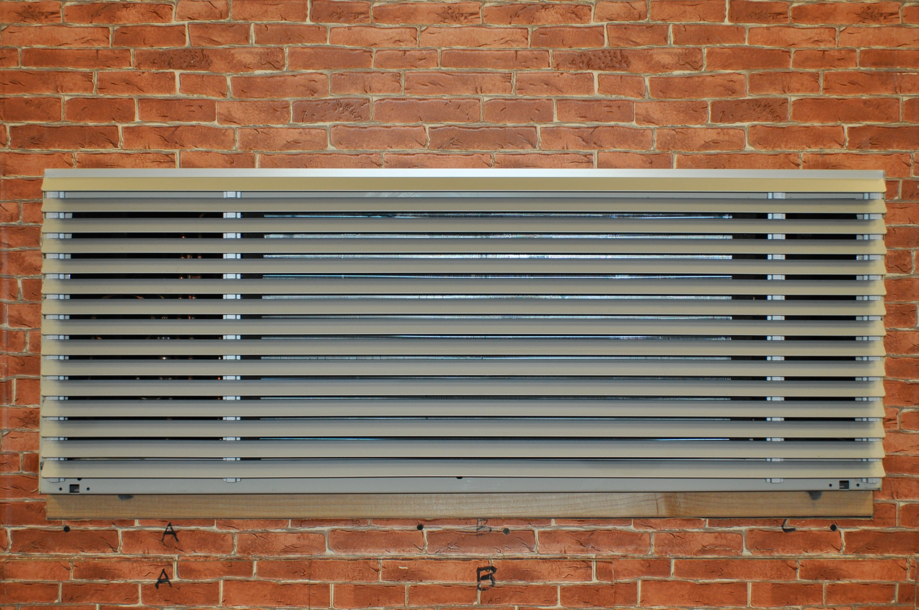 Ymgi Ptac Architectural Grille Rh Newtons